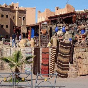 Ouarzazate & Ait Benhaddou.