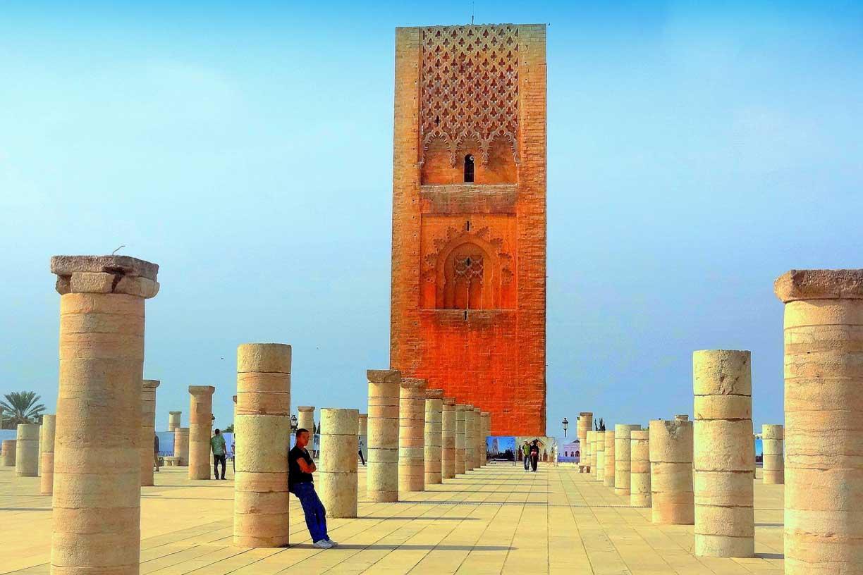 to Rabat City