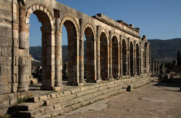 Volubilis and Meknes