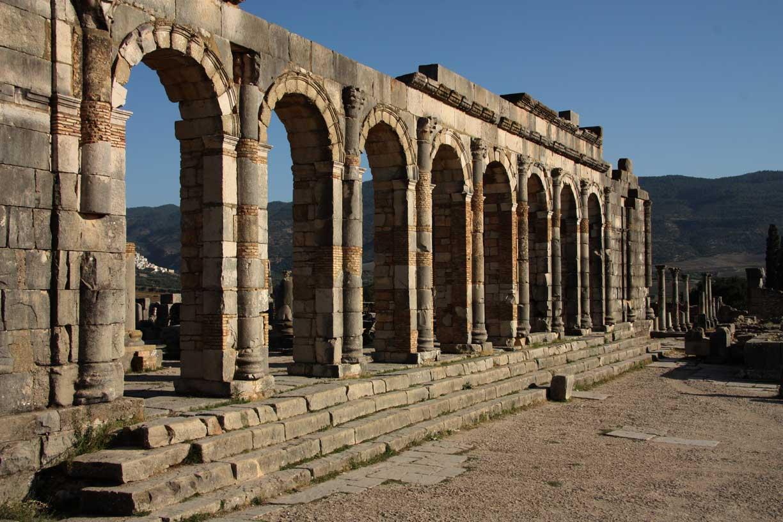 Volubilis and Meknes