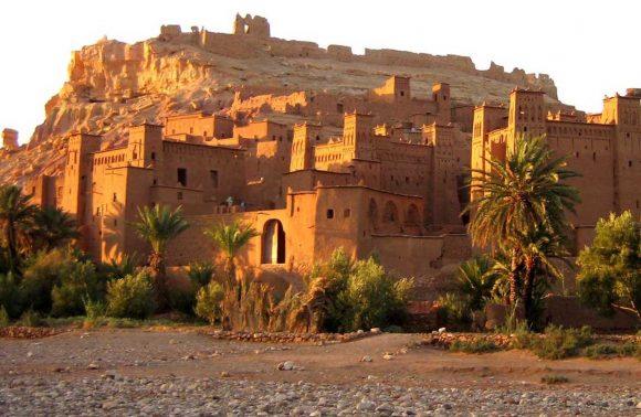 Marrakech to Ait benhaddou