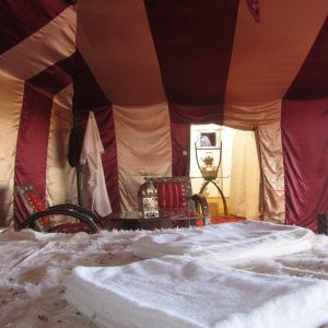 Splendiferous Desertic Tent